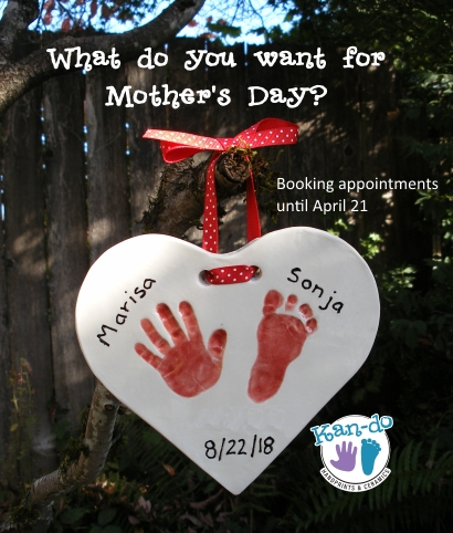 Mothers Day - Book by April 21